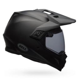 Casco Moto Off Road BELL HELMETS MX-9 Adventure Mips Nero, Caschi Enduro