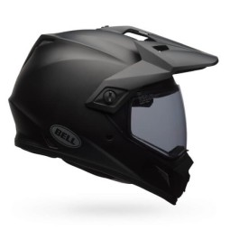 Casco Moto Off Road BELL HELMETS MX-9 Adventure Mips Nero, Caschi Motocross / Adventure