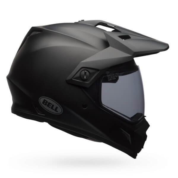 Motorcycle Helmet Off Road BELL HELMETS MX-9 Adventure Mips Black ,Motocross / Adventure Helmets