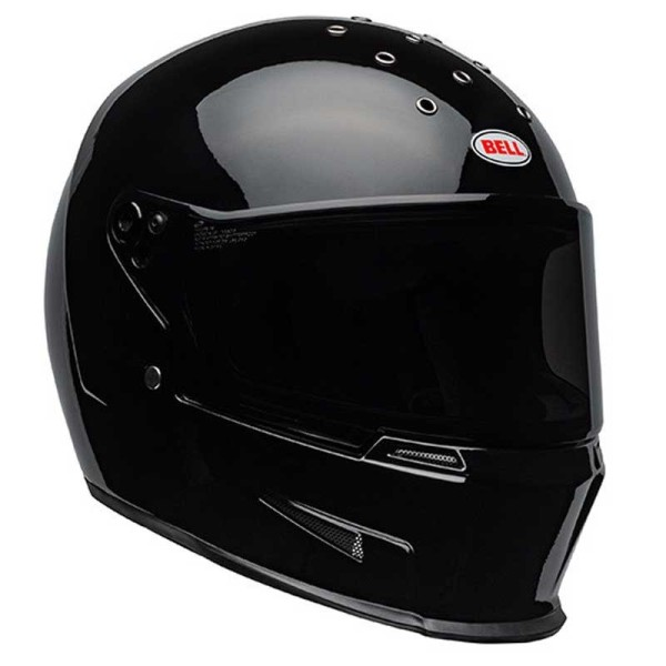Casque Moto BELL HELMETS Eliminator Gloss Black