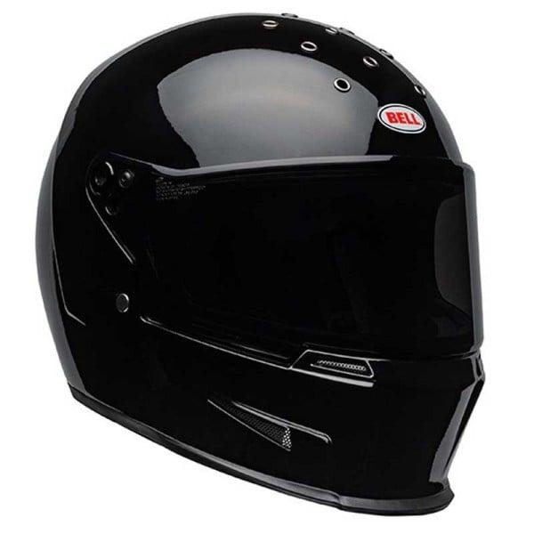 Motorcycle Helmet BELL HELMETS Eliminator Gloss Black