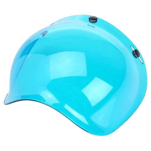 Shield Biltwell Bonanza Bubble blue