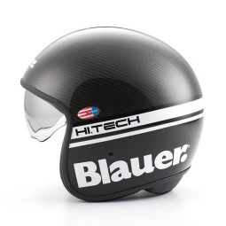 Motorcycle Jet Helmet BLAUER HT Pilot 1.1 Carbon ,Jet Helmets