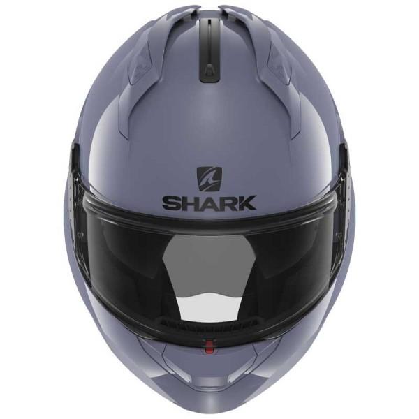Shark Evo GT modular helmet graphite gray