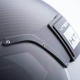 Casco Moto Jet BLAUER HT POD Carbon
