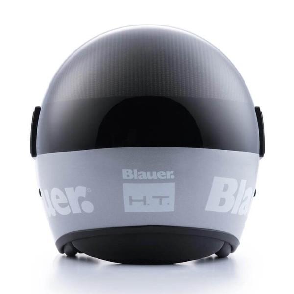 Motorcycle Jet Helmet BLAUER HT POD Carbon