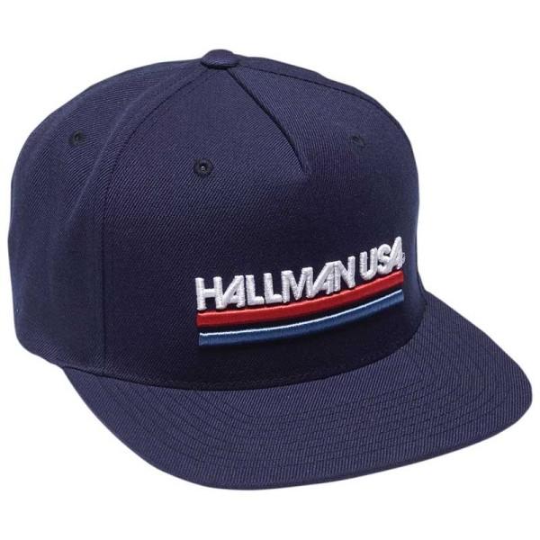 Thor Hallman USA navy cap