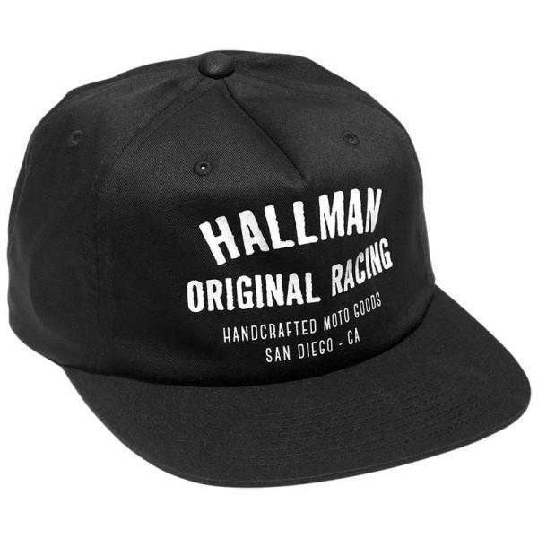 Thor Hallman Tried&True black cap