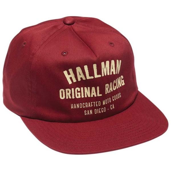 Thor Hallman Tried&True red cap