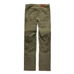 Motorcycle Pants BLAUER HT Kevin Canvas Green ,Motorcycle Trousers