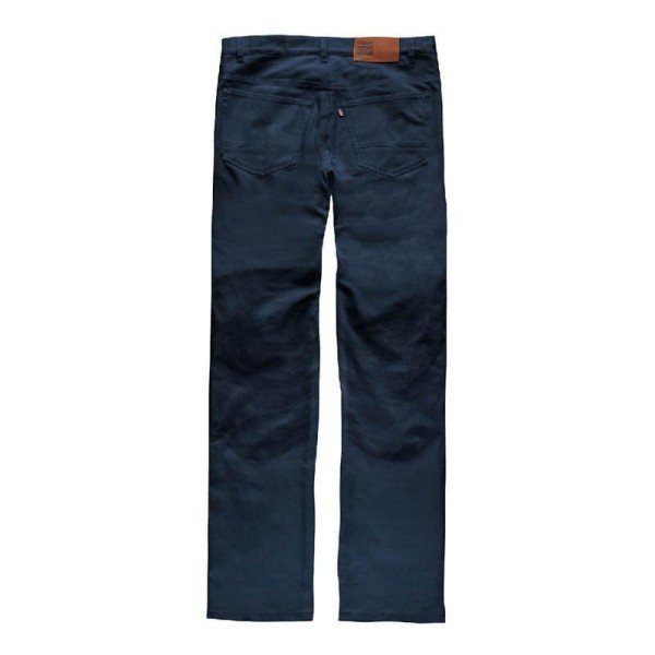 Motorcycle Pants BLAUER HT Kevin Canvas Blue