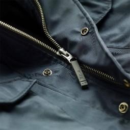 Giacca Moto Tessuto BLAUER HT Logan Blu, Giubbotti e Giacche Tessuto Moto