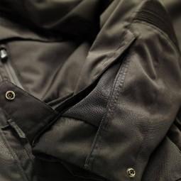 Motorcycle Jacket Fabric BLAUER HT Kaleido Black ,Motorcycle Textile Jackets