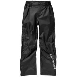 Pantaloni Moto Antipioggia REVIT Sphinx H2O Nero, Abbigliamento Funzionale Moto