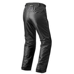 Motorcycle Rain Pants REVIT Sphinx H2O Black ,Functional Motorcycle Gear