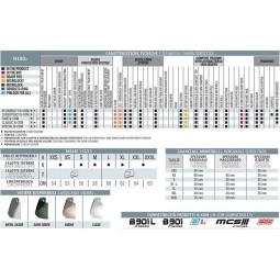 Casco Moto Modulare NOLAN N100-5 Classic N-COM Glossy Black, Caschi Modulari