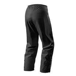 Pantalon de Pluie Moto REVIT Acid H2O Noir ,Equipement Moto Fonctionnelle
