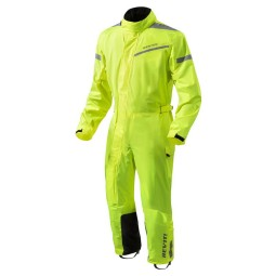 Motorcycle Rain Suit REVIT Pacific 2 H2O Neon Yellow ,Functional Motorcycle Gear