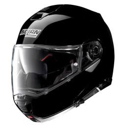 Motorcycle Helmet Modular NOLAN N100-5 Classic N-COM Glossy Black