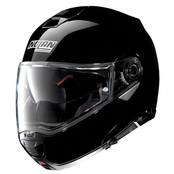 Modular Helm Nolan N100-5 Classic N-COM Glossy Black