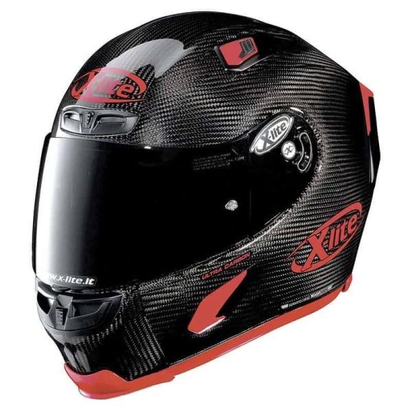 Motorrad Integral Helm X-lite X-803 Sport Flat Carbon