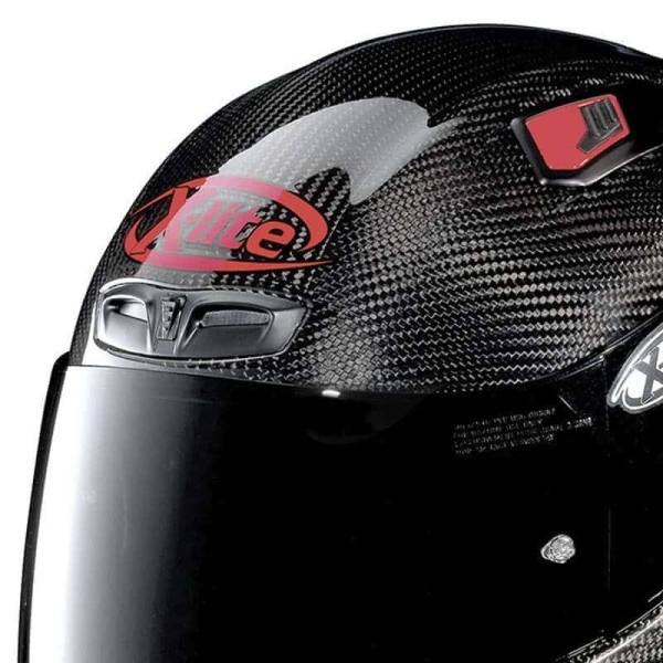 Casco Moto Integral X-lite X-803 Sport Flat Carbon