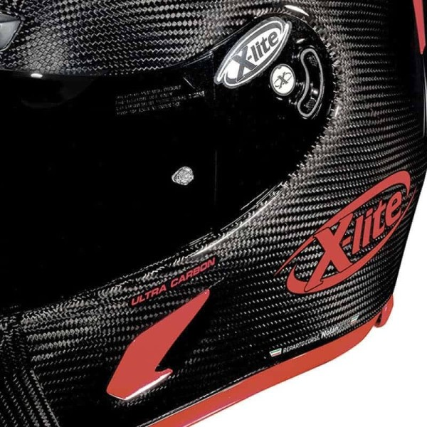 Motorcycle Helmet Full Face X-lite X-803 Sport Flat Carbon