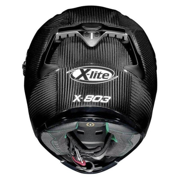 Motorrad Integral Helm X-lite X-803 Carbon