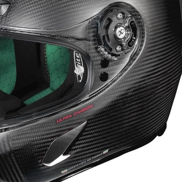 Casco Moto Integral X-lite X-803 Flat Carbon