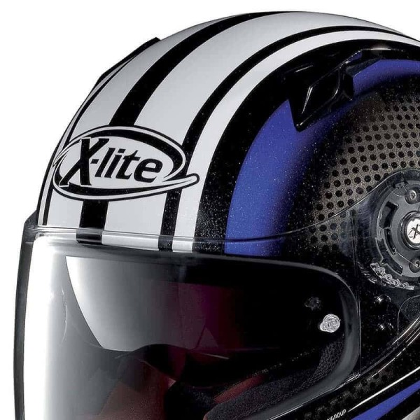 Motorrad Integral Helm X-lite X-661 Slipstream 36