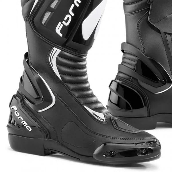 Motorcycle Boot FORMA Freccia Black