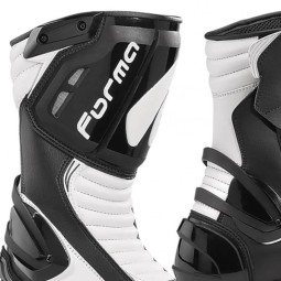 Motorcycle Boot FORMA Freccia White ,Motorcycle Racing Boots