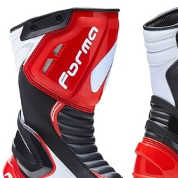 Motorcycle Boot FORMA Freccia Red ,Motorcycle Racing Boots