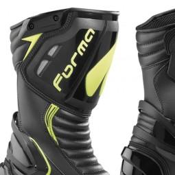 Stivale Moto FORMA Freccia Nero Giallo, Stivali Moto Racing