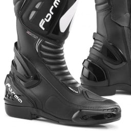 Motorcycle Boot FORMA Freccia Black ,Motorcycle Racing Boots