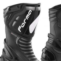 Motorcycle Boot FORMA Freccia Black, Motorcycle Racing Boots
