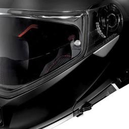 Casco Moto Modular NOLAN N100-5 Classic N-COM Flat Black