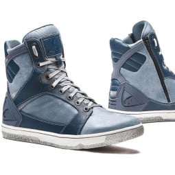 Motorcycle Shoes FORMA Hyper Denim, Motorcycle Shoes Urban