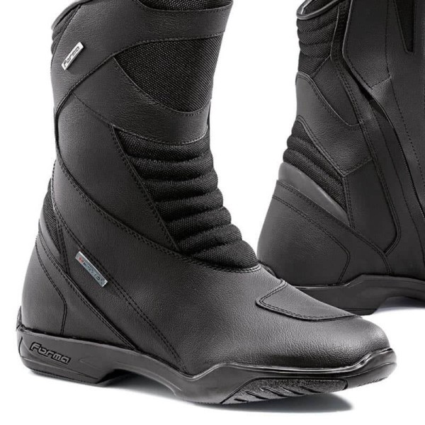 Motorcycle Boot FORMA Nero