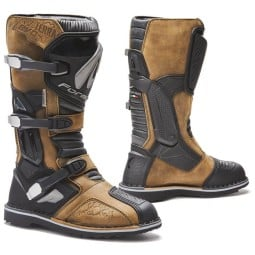 Motorcycle Boot FORMA Terra EVO Brown ,Motorcycle Adventure / OffRoad Boots