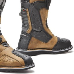 Motorcycle Boot FORMA Terra EVO Brown ,Motorcycle Boots Adventure