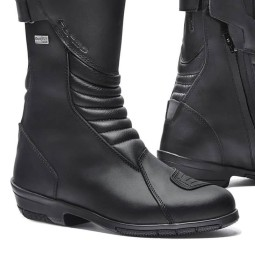 Motorcycle Boot Woman FORMA Rose Outdry ,Motorcycle Touring Boots