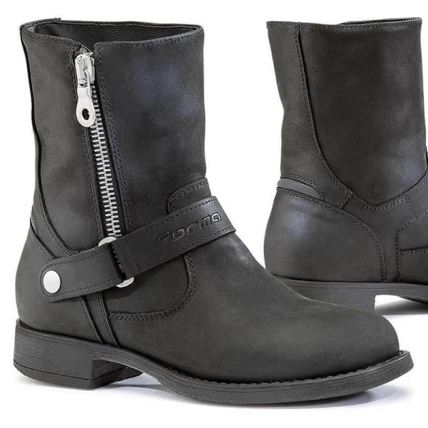 Motorcycle Boot Woman FORMA Eva