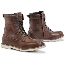 Zapato de Moto FORMA Naxos marrón