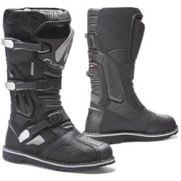 Motorcycle Boot FORMA Terra EVO Black ,Motorcycle Adventure / OffRoad Boots