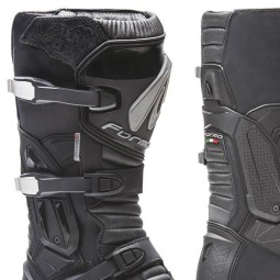 Motorcycle Boot FORMA Terra EVO Black ,Motorcycle Boots Adventure