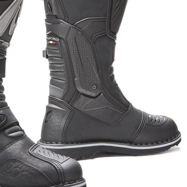 Motorcycle Boot FORMA Terra EVO Black