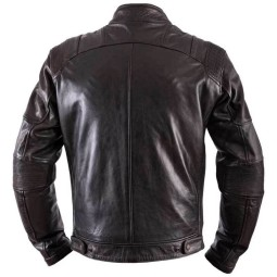 Giubbotto Moto Pelle HELSTONS Trust Dirty Marrone, Giubbotti e Giacche Pelle Moto