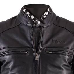 Motorcycle Leather \nJacket HELSTONS Trust Black ,Leather Motorcycle Jackets