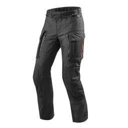 Motorcycle Pants REVIT Sand 3 Black ,Motorcycle Pants